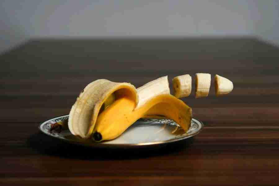 Cut The Banana