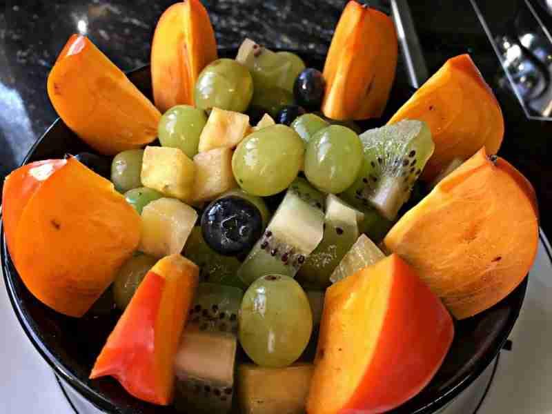 Fruit heals