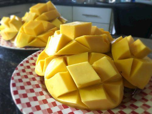 Cut The Fruit